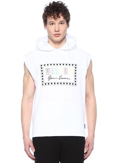 Versus Versace Sweatshirt Beyaz
